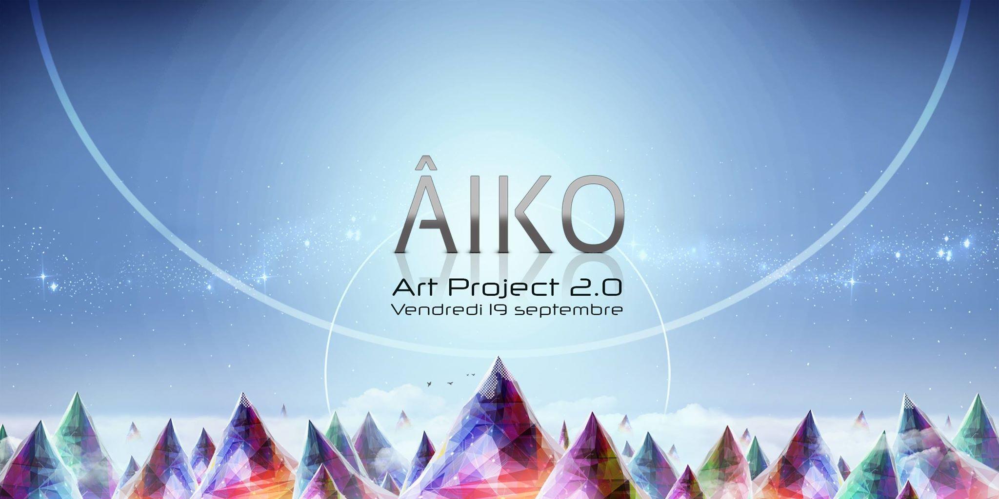 Aiko présente : Art-Project 2.0