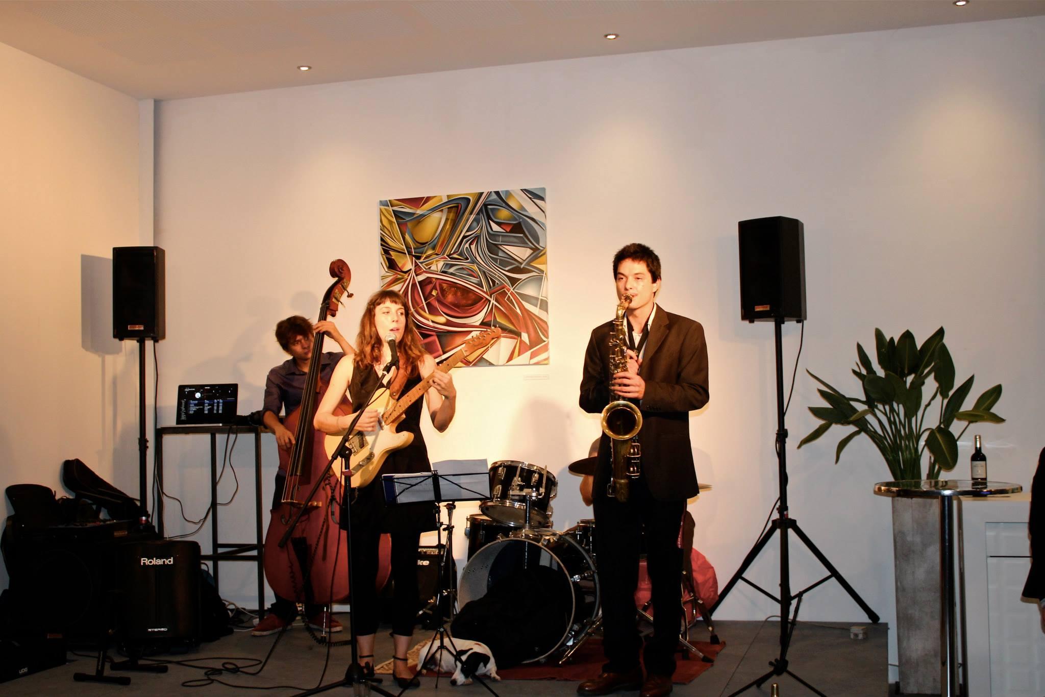 Jazz & Vins bio héraultais
