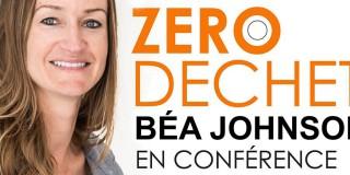 2015 11 29 - Conference Zéro déchet par Béa Johnson - Couverture