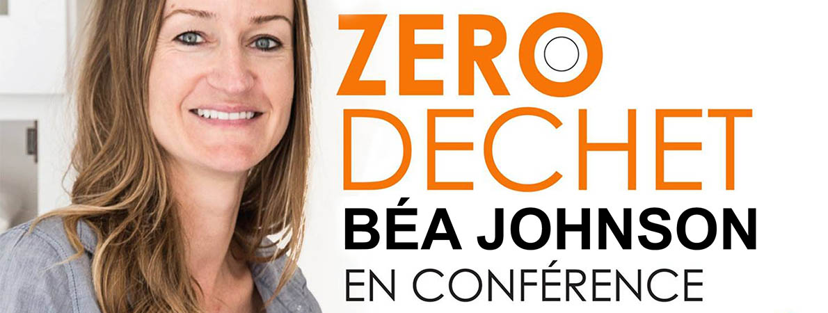 2015 11 29 - Conference Zéro déchet par Béa Johnson - Couverture