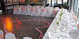 Mariage en U au Delta, Salle à louer Montpellier Le Crès