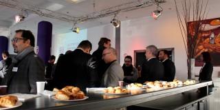 Rencontre Petit déjeuner au Delta, salle à louer Montpellier Le Crès